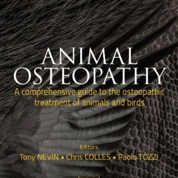 Cover of Animal Osteopathy Book