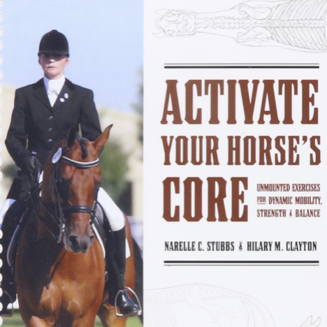 Cover of  Activate your Horse's Core Book